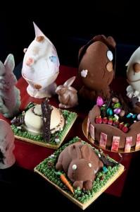 Easter Desserts offered at Atlantis