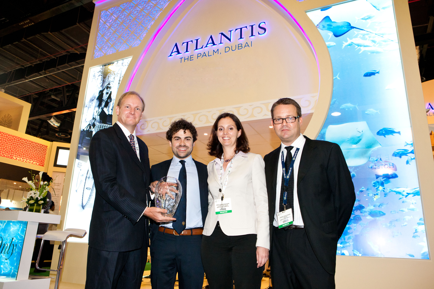 Atlantis Awarded Expedia's Most Innovative Hotel Partner of the Year