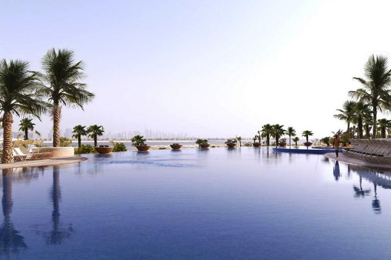 The Royal Pool Atlantis The Palm Dubai Atlantis The Palm
