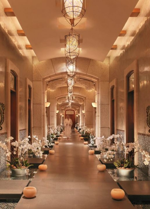 ShuiQi Spa, Atlantis the Palm Dubai