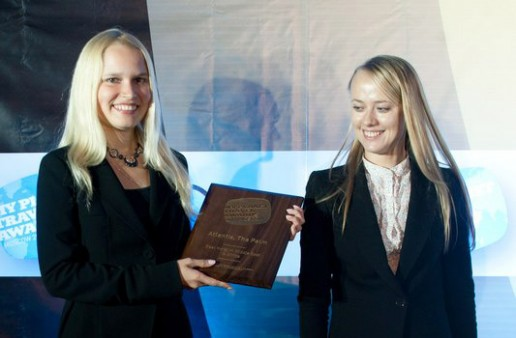 Atlantis the Palm, Dubai wins My Planet Travel Award 2011