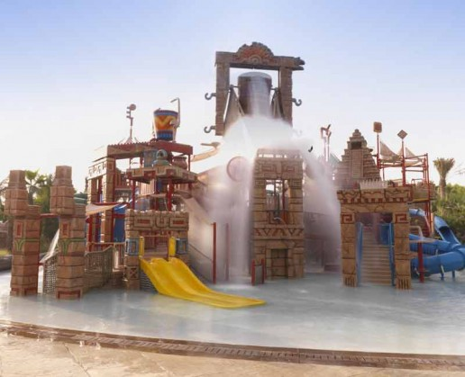 Atlantis The Palm Aquaventure Splashers