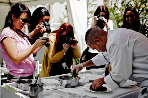 Nasimi Beach Food Photography & Styling Workshop