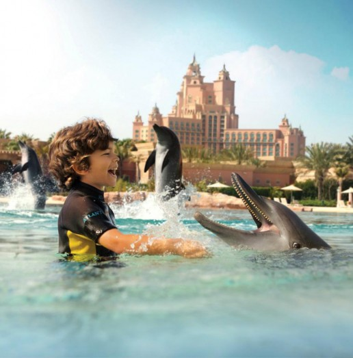 Atlantis experiencing the resort with your kids