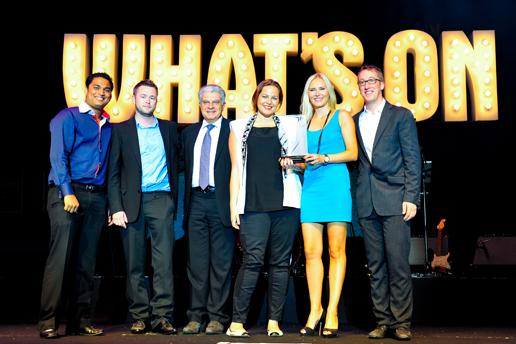 Dubai Whats On 2012 Awards