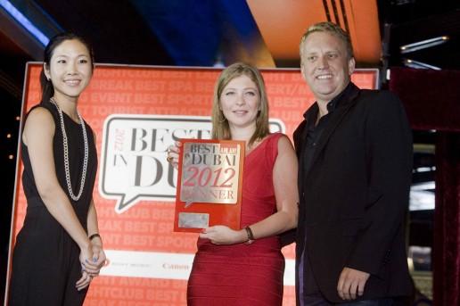 Ahlan Best in Dubai Awards