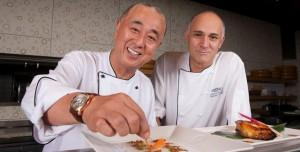 Japanese Chef Nobu Matsuhisa
