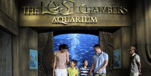 Atlantis The Lost Chambers
