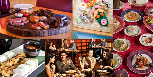 Atlantis restaurants culinary excellence