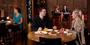 Atlantis Nobu restaurant chef
