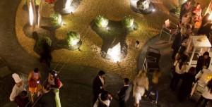 Atlantis Nobu Garden dinner party