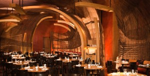 Atlantis Nobu restaurant layout