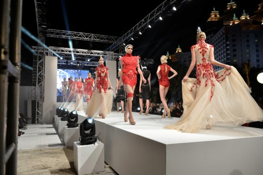 Germany's-Next-Top-Model-fashion-parade-at-Nasimi-Beach-at-Atlantis-The-Palm