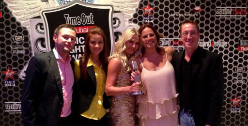 Sandance Wins Best Festival Time Out Award 2013