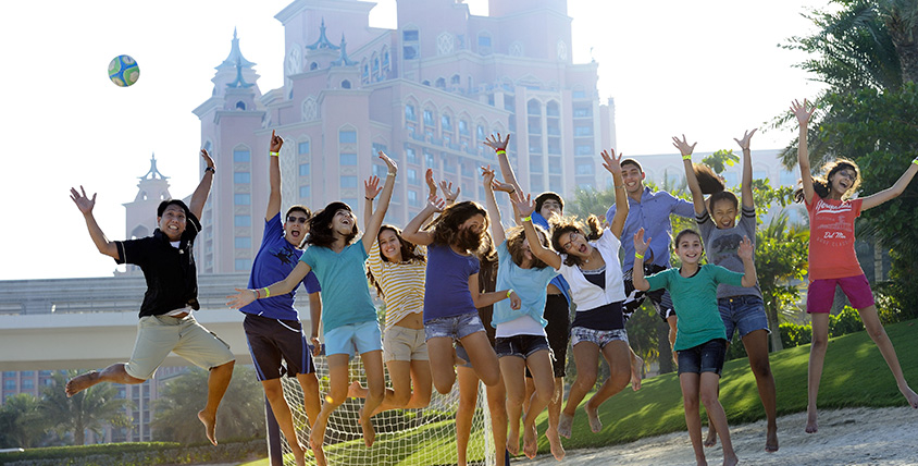 Atlantis summer camp for kids - Club Rush