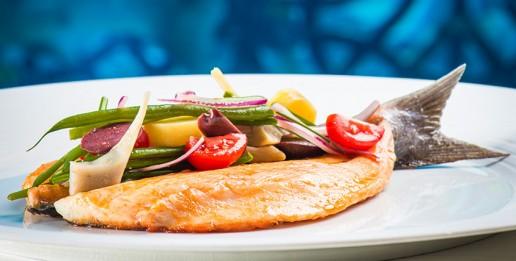 Atlantis - Ossiano's Seasonal Seafood