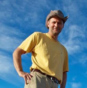 Michael Hodson - Editor of GoSeeWrite.com