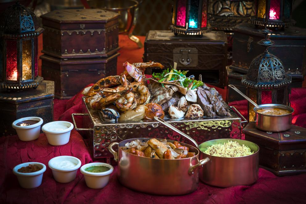 Ramadan Dining at Atlantis, The Palm