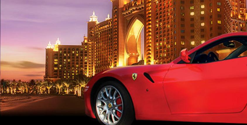 Atlantis - Ferrari Lamborghini or Bently