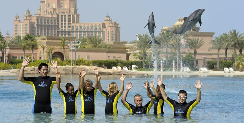 Atlantis Kids Club at Dolphin Bay