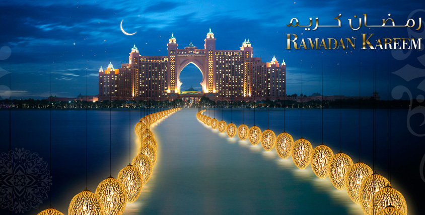 A glimpse inside Ramadan at Atlantis