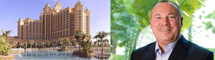 Serge Zaalof, President & General Manager of Atlantis the Palm