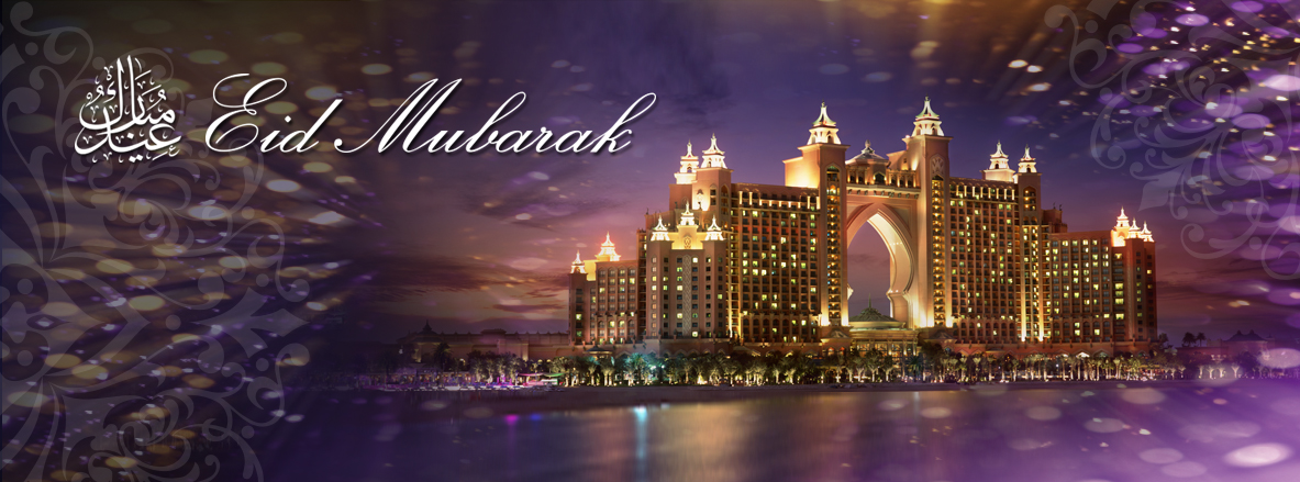 Eid at Atlantis, The Palm