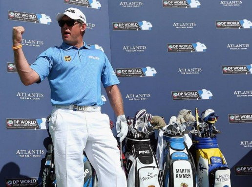 Lee Westwood - Race To Atlantis Golf