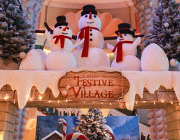 Atlantis Festive Village