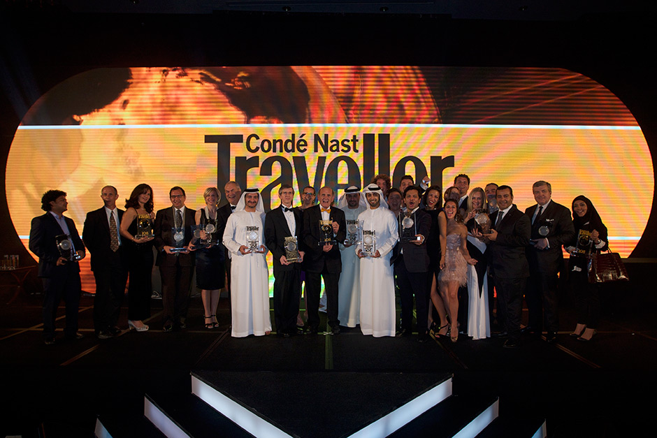 The Winners of the Condé Nast Traveller Middle East Readers' Choice Awards