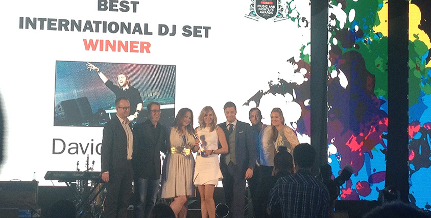 Atlantis the Palm wins Music and Nightlife awards