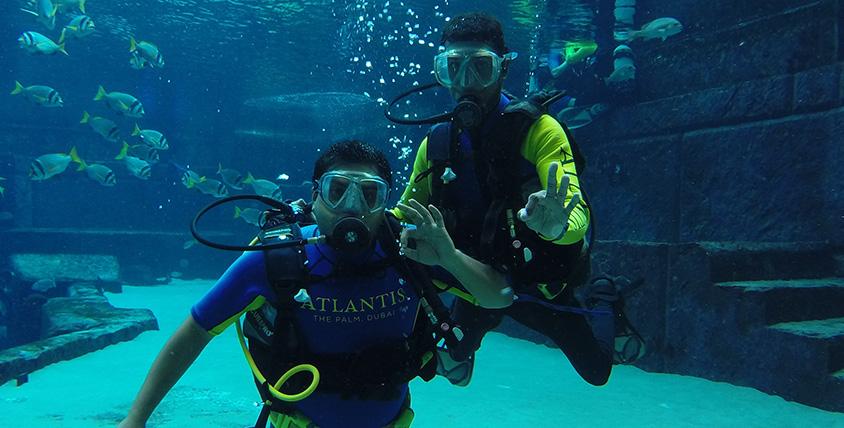 Atlantis Scuba dive Ambassador Lagoon