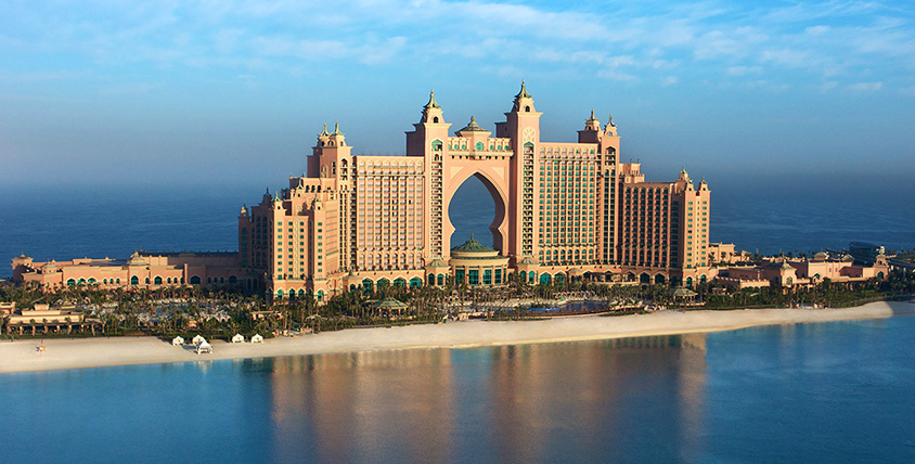Atlantis wins at World Travel Awards 2014
