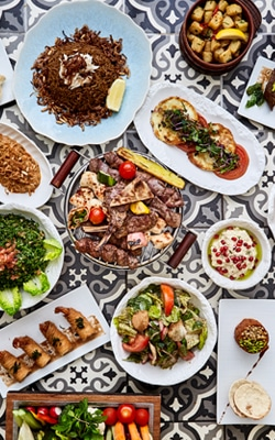 Chef Ali El Bourji Shares A Special Recipe for Ramadan