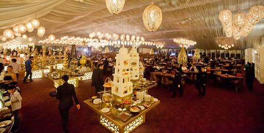 Atlantis Asateer Ramadan Tent