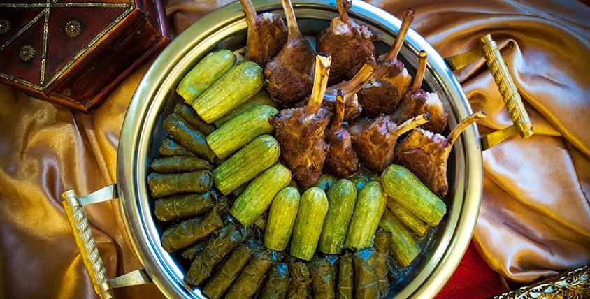 Atlantis Chef Ali El Bourji - Special recipe for ramadan