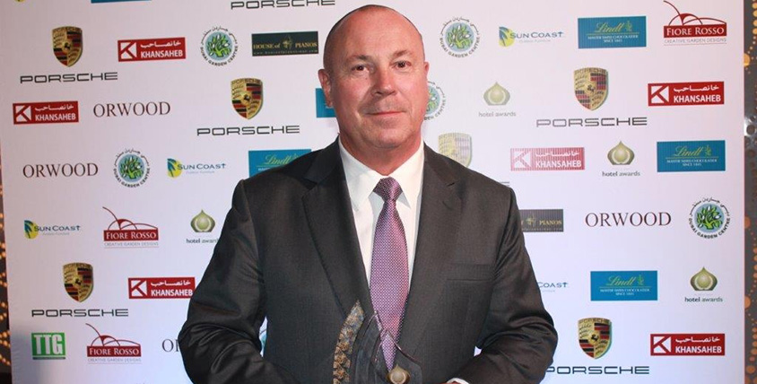 Ossiano and The Royal Bridge Suite get top Honours at the Middle East Hotel Awards