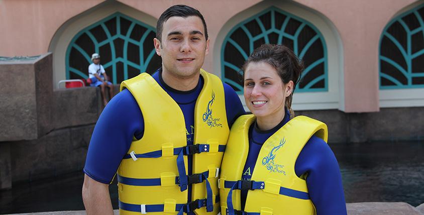 Selfie Competition winners - enjoy stay at Atlantis