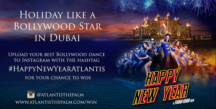 Atlantis Indiawaale Competition - 2 night holiday including flights