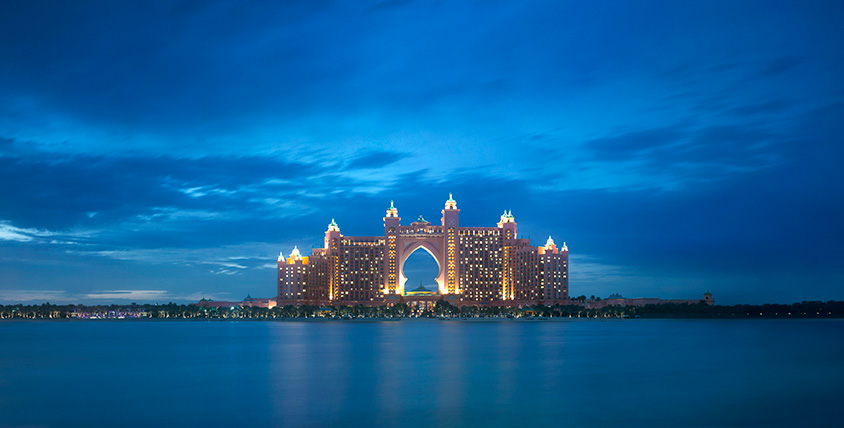Atlantis Delights Package 2015 - Half board offer