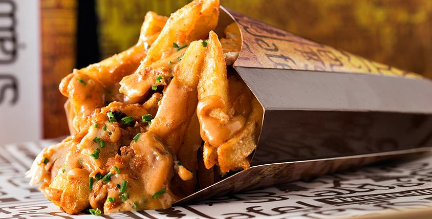 Shawafel Atlantis - Fries