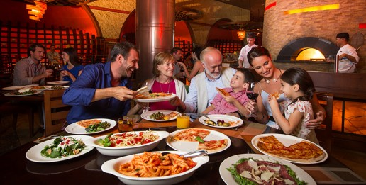 Dine Three Times At Atlantis And Enjoy A Free Night Stay
