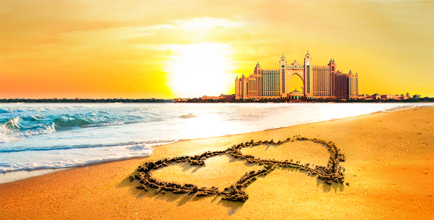Valentines Day at Atlantis