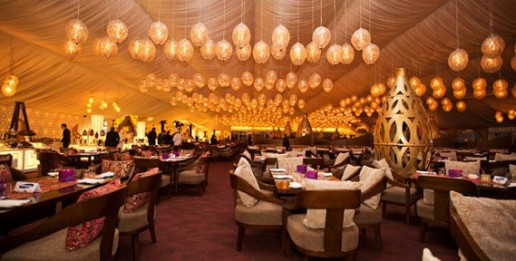 Ramadan Asateer Tent At Atlantis, The Palm