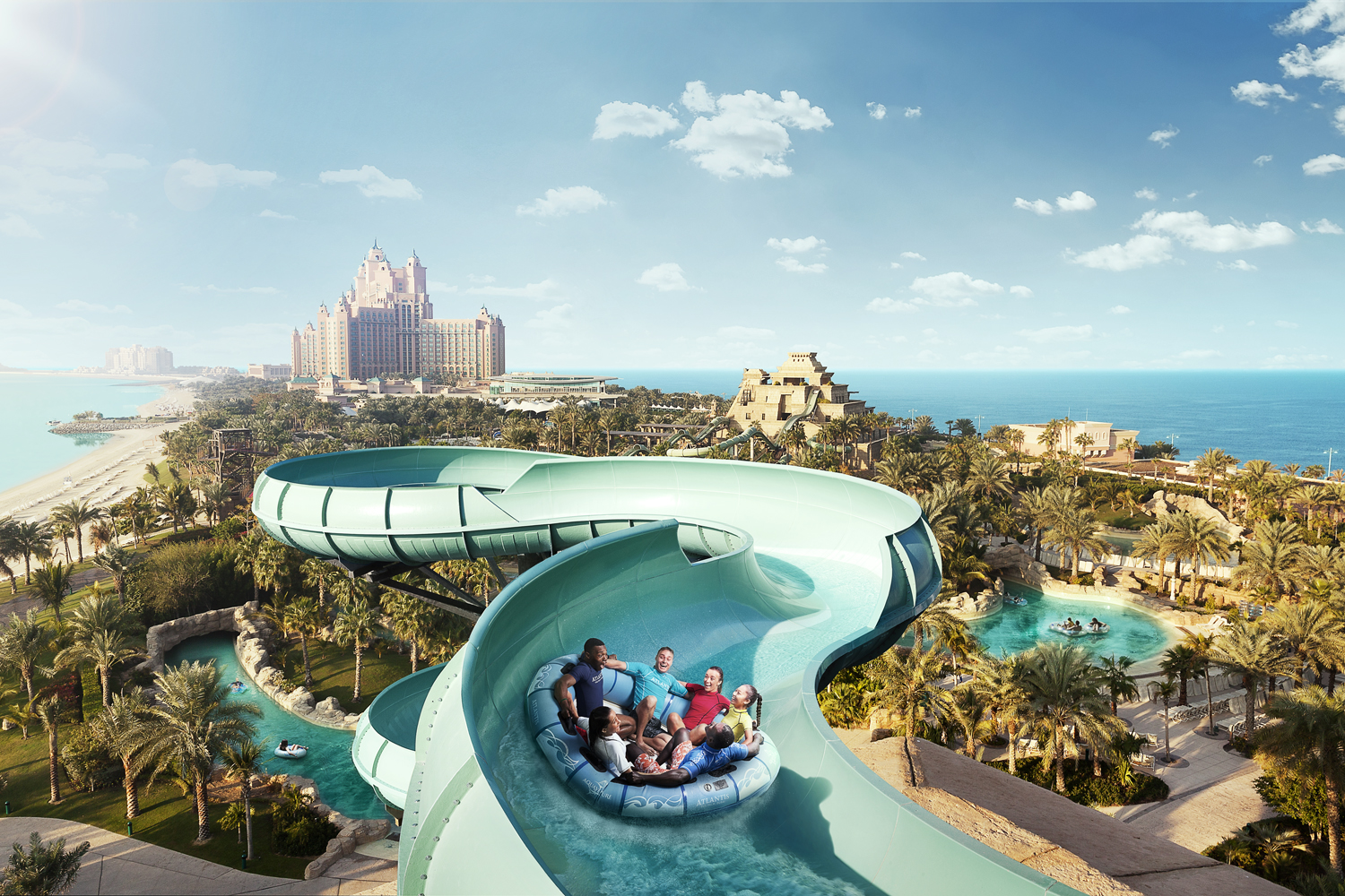 Top 6 things to do at atlantis the palm for a great eid for Top resorts in dubai