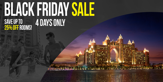 Black Friday Sale – Atlantis Style!