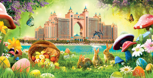 Easter at Atlantis