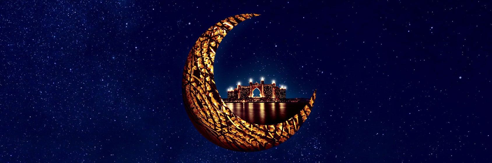 Celebrate Ramadan at Atlantis, The Palm