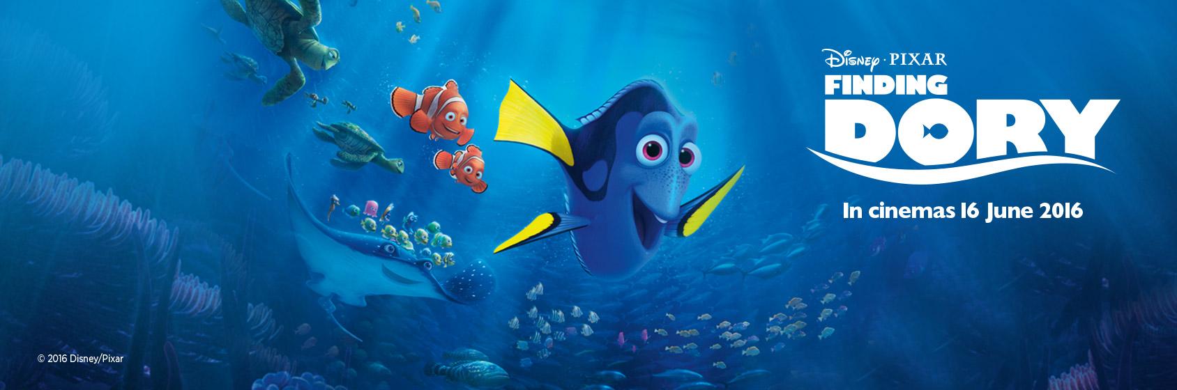Celebrate Disney∙Pixar's Finding Dory At Atlantis, The Palm