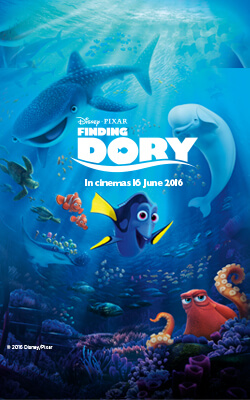 Celebrate Disney∙Pixar's Finding Dory At Atlantis, The Palm